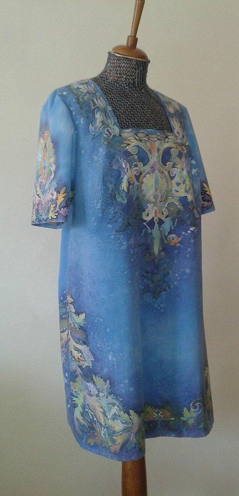 """Платье """"Морская царевна"""" (находится в частной коллекции) Цена: 20 000 руб..jpg"""